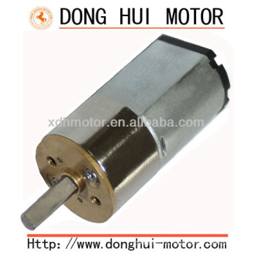 16mm dc geared motor for Electronic Lock