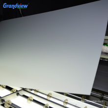 Illuminated frosted PMMA material acrylic light diffuser sheet