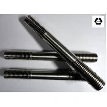 DIN835 Double End Stud Black Bolts