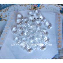 Venta al por mayor semillas de cristal octagons cuentas