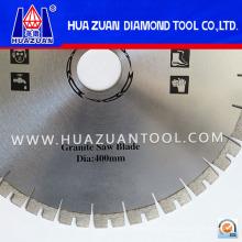 Diamond Saw Blade for Hard Stone Cutting (HZ369)