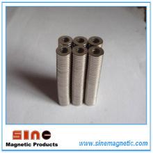 Высокопроизводительный неодимовый кольцевой магнит N50 / N50m Mgoe