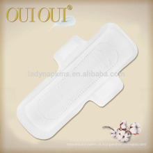 100% algodão absorventes higiênicos macios