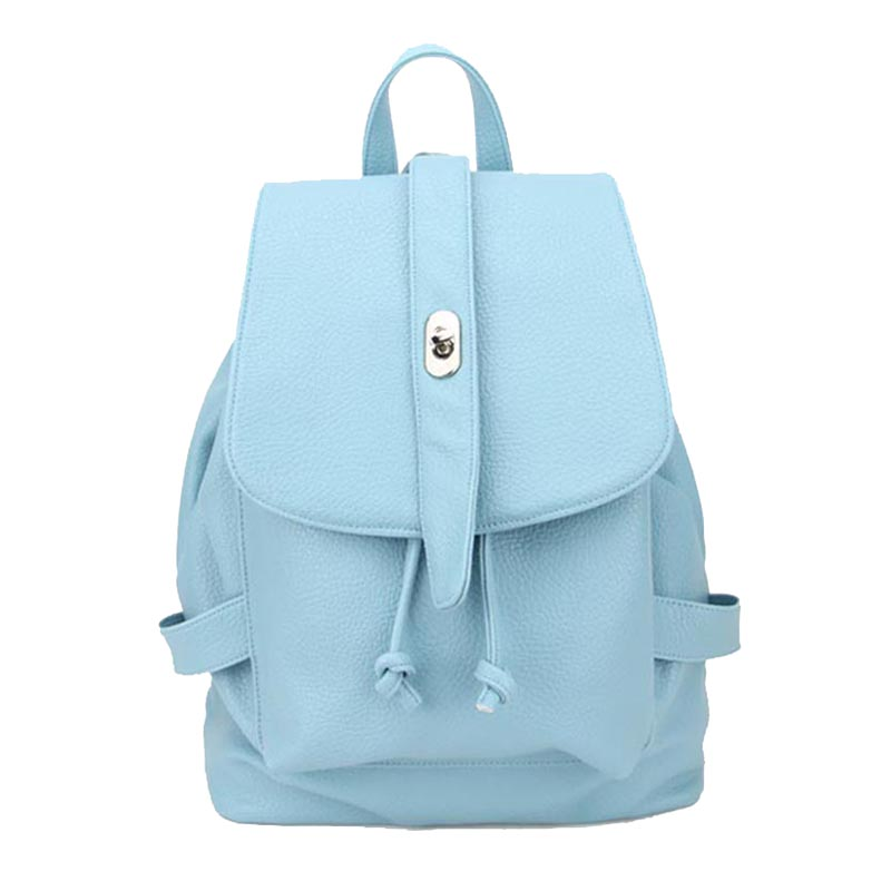 PU Handbags DKA-1115-H095 (sky blue) 1