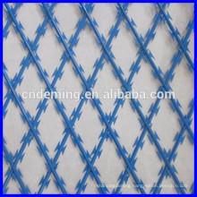 Welded Razor Barbed Wire Mesh