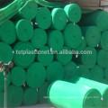 Пластик зеленый высокое представление безопасности строительных сетках