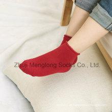Bunte Schweiß Mädchen Baumwolle Socken gute Qualität schnelle Lieferung Sox