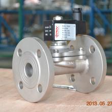 Brass 1 inch solenoid valve normally close 24v solenoid valve water