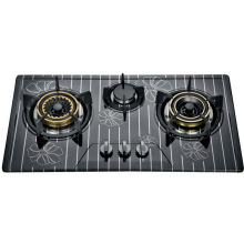 Three Burner Gas Burner (SZ-LX-251)