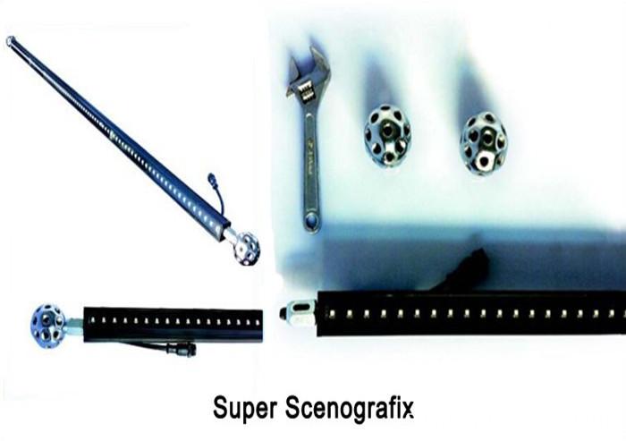 Madrix Compatible Scenografix Dmx Pixel Bar