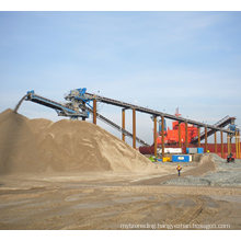 Industrial Sand Conveyors Made in China for Sale in Stock