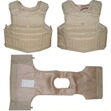 Concealable UHMWPE Bulletproof Vest for Policemen