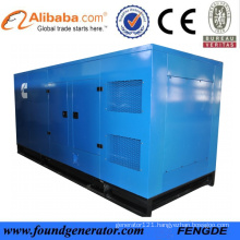 600kw Standby generator power diesel engine