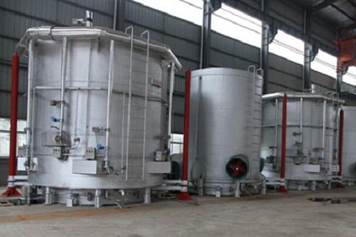 bell-type annealing furnace