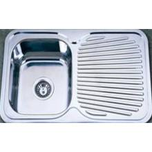 Кухонная мойка из нержавеющей стали (KIS7848)
