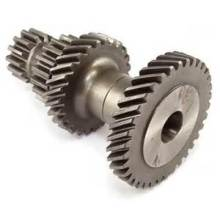 titanium precision cluster helical gears for motors