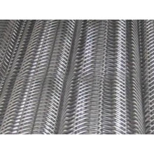 Malha de aço inoxidável duplo espiral correia / esteira de malha de aço inoxidável Wir