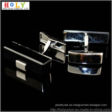Brazalete de calidad enlaces camisas gemelos puños nuevos (Hlk31359)