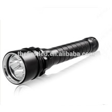 Diving up to 100 meters 3x CREE XML T6 Waterproof LED Diving Flashlight