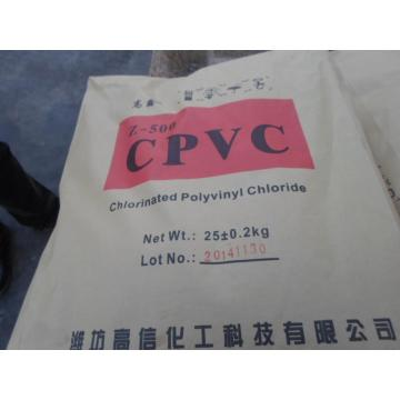 High Quality CPVC Resin Pipe and Fitting