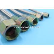 steel reinforced parker gas PTFE hose