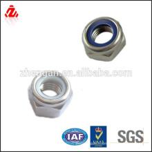 Enjoliveur en spirale en acier inoxydable personnalisé en usine
