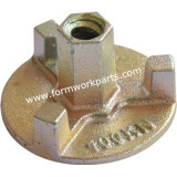 Flanged Wing Nut, formwork parts, formwork accessories