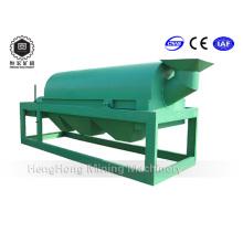 Tamiz del tambor de la planta de lavado mineral ampliamente utilizada