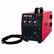 Máquina de soldadura MIG / MMA do inversor (MIG150)