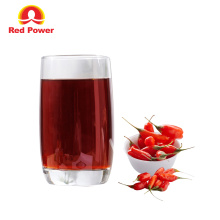 Clarified Goji Juice From High Quality Goji
