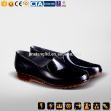 pharmaceutical agricultural foodstuffs waterproof rubber factory shoes & PVC factory shoe