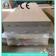 Equipo de bolos de calidad (fundación de madera)