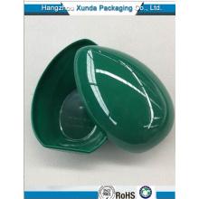 Alta qualidade colorido plástico ovo contêiner