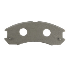 wholesale auto spare parts car disc brake pad backing plate 1251 0016