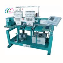 2 Köpfe 12 Nadeln EDV Betrieb röhrenförmigen Stickerei Equiment