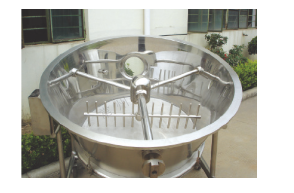 High Efficiency Fluid-Bed Dryer Machine