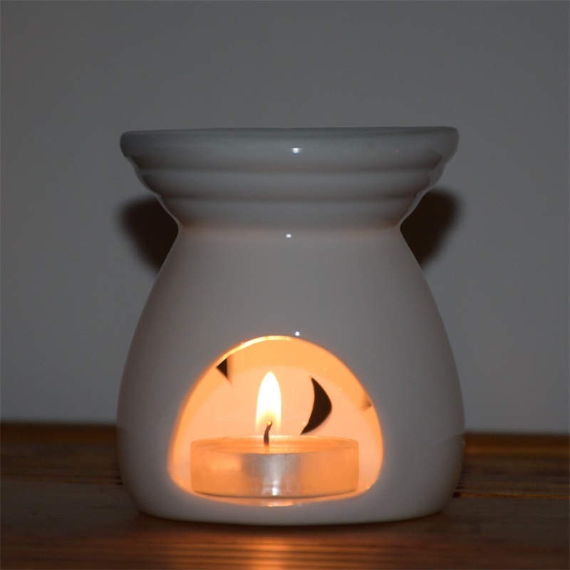 Votive Long Burning - Velas blancas baratas de candelita