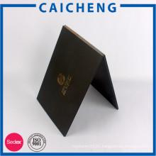 Creative design cardboard paper brochure\booklet\catalog\folding card