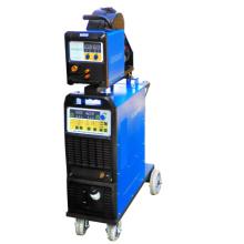 Nova máquina de solda MIG de duplo pulso de alta velocidade