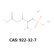OEM manufacturer custom for Apixaban Intermediate Creatine phosphate disodium salt API  cas 922-32-7 supply to Canada Suppliers