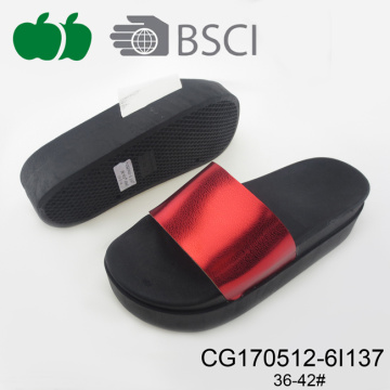 Women Fashion New Design Thick Sole Slipper