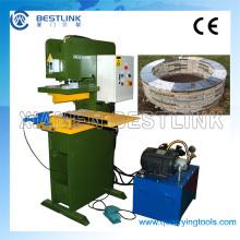 Máquina hidráulica de reciclaje de residuos de piedra Cycler Stone (40 muere)