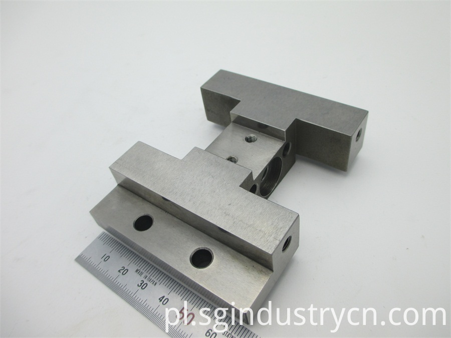 Steel Milling Parts
