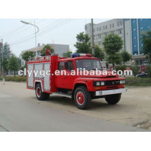 Dongfeng foam fire fighting truck