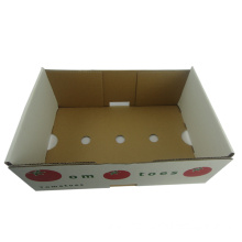Vegetable and fruit packing carton box(FP6311)
