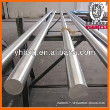 Haute qualité en acier inoxydable duplex 1.4462 rond tige