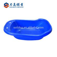 Fábrica vendedora caliente de la fábrica de China Productos nuevos Moldeado plástico de la tina de la ducha del molde de la bañera
