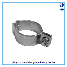 Cast Iron Hose Clamp OEM Design Is Welcomed