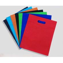 Saco de compras de tecido não tecido PP promoção Opg099