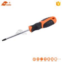 Отвертка с пластиковой ручкой CRV